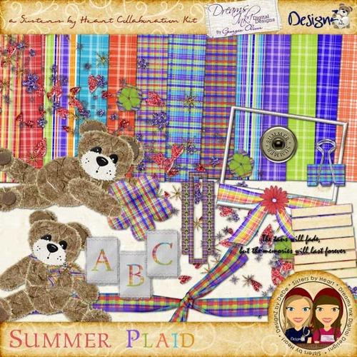 Summer Plaid