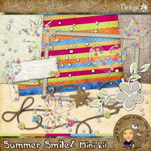 Summer SmileZ: Mini-Kit