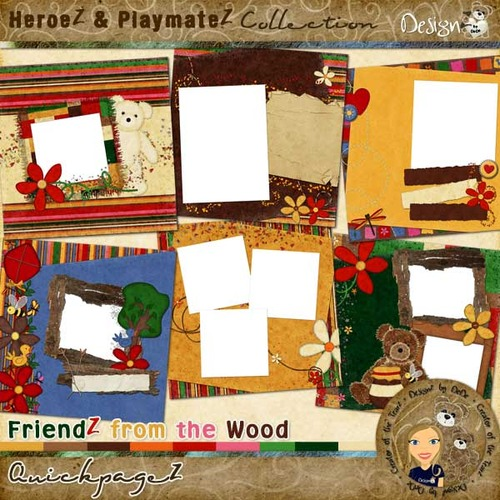 FriendZ from the Wood: QuickpageZ
