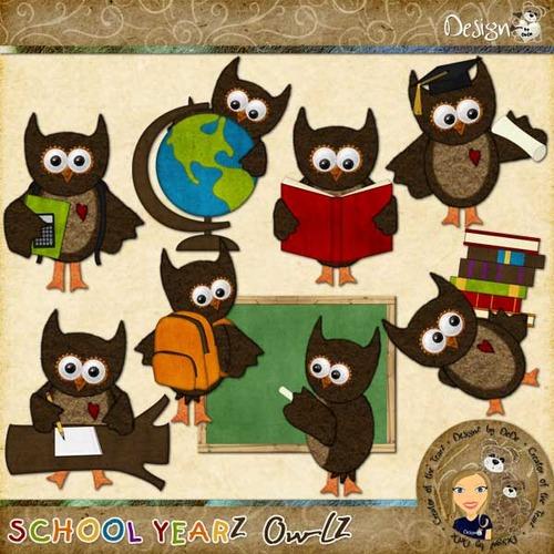 School YearZ: OwlZ