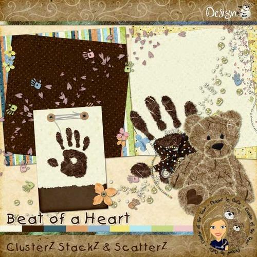 Beat of a Heart: ClusterZ StackZ & ScatterZ
