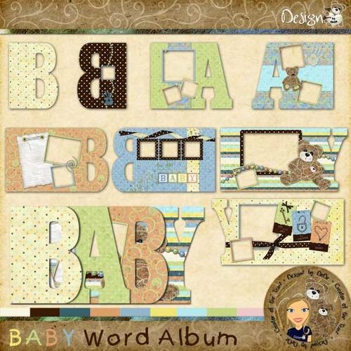 BABY Word Album