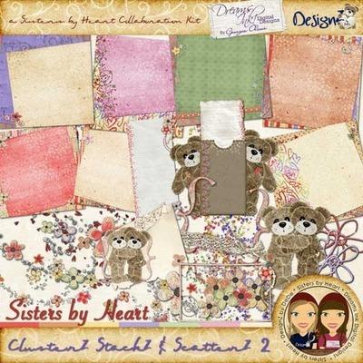 Sisters by Heart: ClusterZ StackZ & ScatterZ