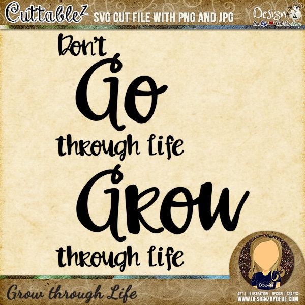 Grow Through Life
