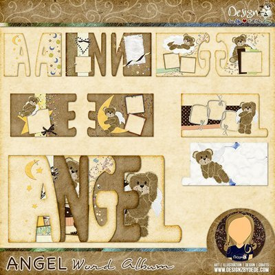 ANGEL Word Album