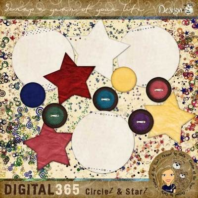 Digital 365: CircleZ 'n StarZ