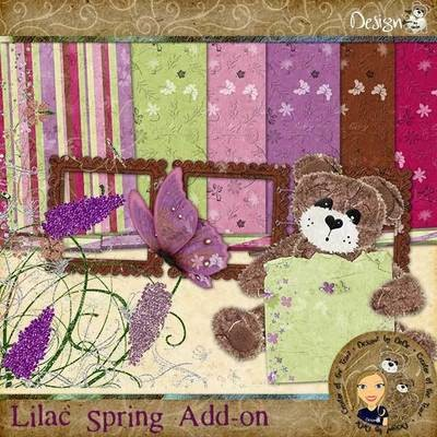 Lilac Spring Add-on