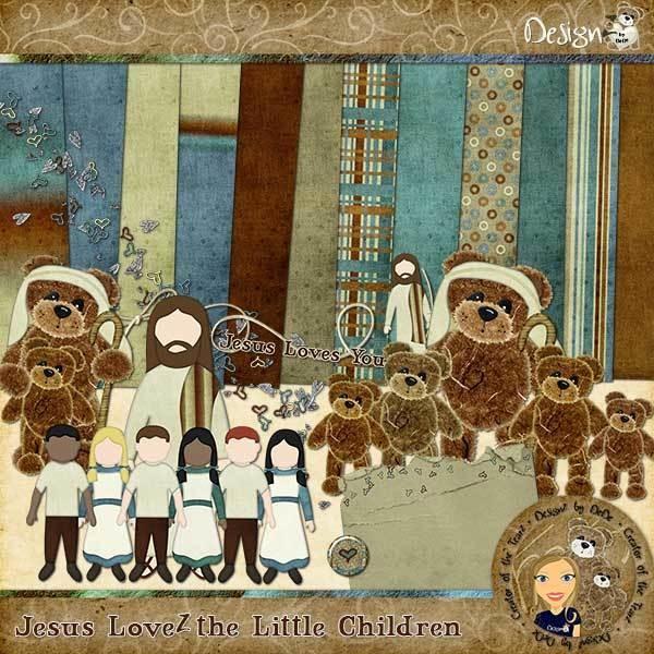 Jesus LoveZ the Little Children