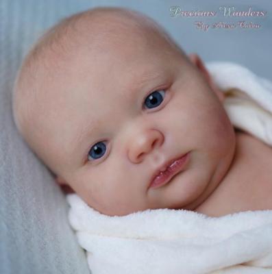"Realborn® 3 Month Joseph Awake (23"" Reborn Doll Kit)"