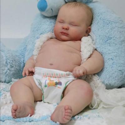 "Realborn® 3 Month Joseph Sleeping (23"" Reborn Doll Kit)"