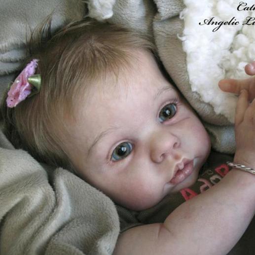 "Chanel (20"" Reborn Doll Kit)"
