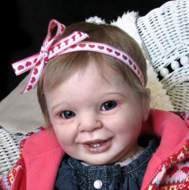 """Samantha (22"""" Reborn Doll Kit)"""