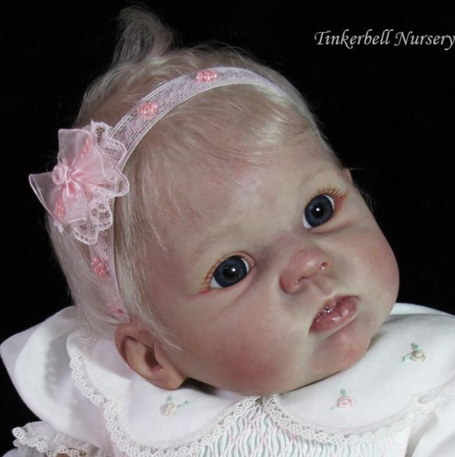 "Cuddles, 9 Month Old (26"" Reborn Doll Kit)"