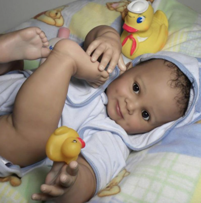 "Juan (28"" Reborn Doll Kit)"