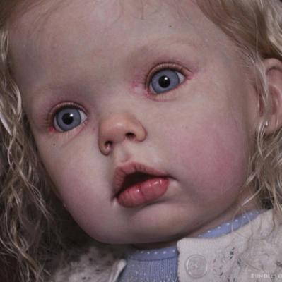 """Tibby Standing (31"""" Reborn Doll Kit)"""