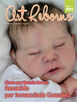 """The Art of Reborn"", №5 Español"