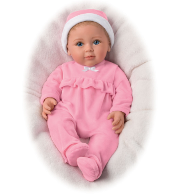 KAYLA, COMFORT BABY DOLL