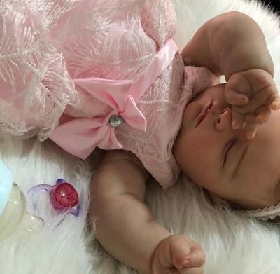Bebe Reborn Kit Joseph realborn(ADOPTADA)