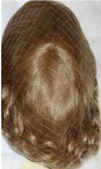 MYK Kemper Mikayla Mohair Wig - Blonde 16-17 - #2136