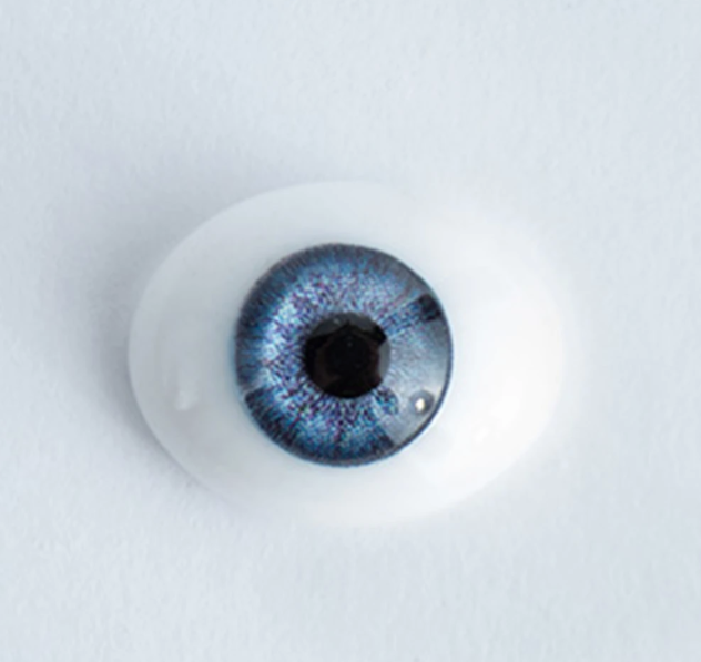 12mm Blue,Azul