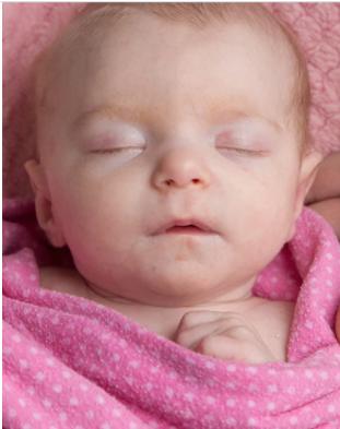 "Realborn® Callie Sleeping (17"" Reborn Doll Kit)"