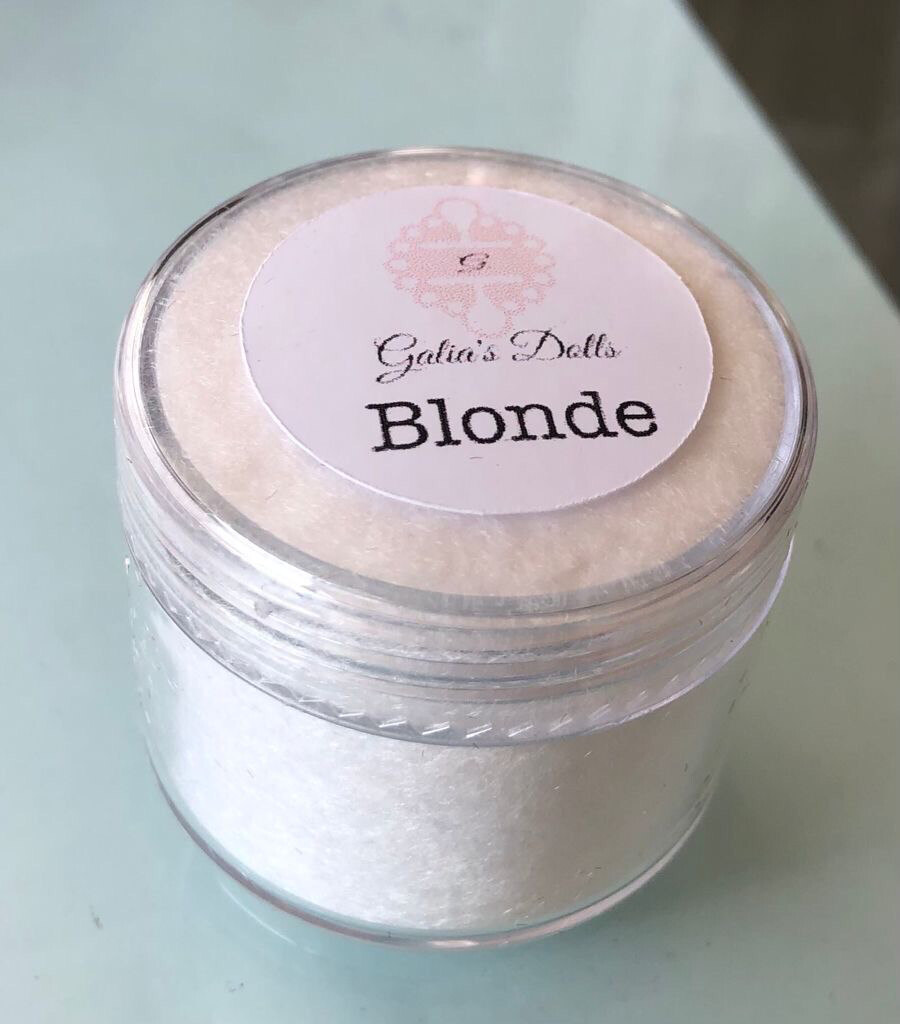 Lanugo color Blonde 5gr.