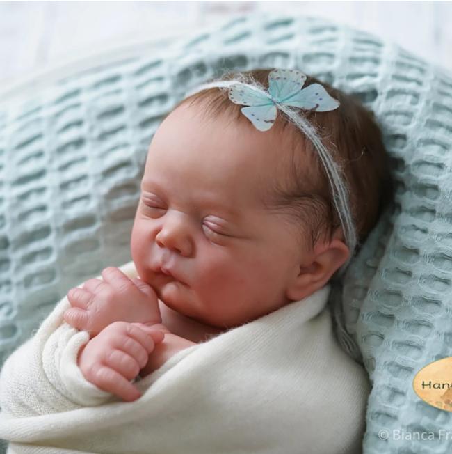 "Realborn® Pearl Sleeping (18"" Reborn Doll Kit)"