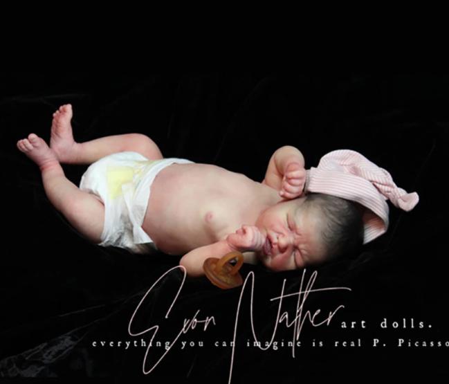 "Realborn® Ruby Sleeping (20"" Reborn Doll Kit)"