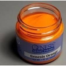 Genesis Orange  1 oz.