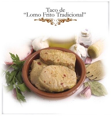 "Lomo Frito Tradicional ""Tacos"""