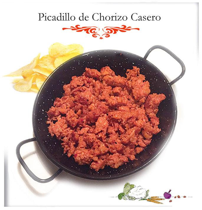 Picadillo de Chorizo Casero