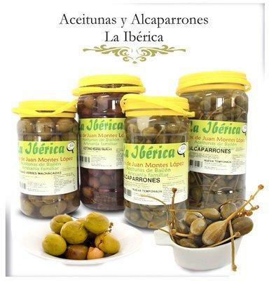 """Alcaparrones """" La Ibérica """"."""