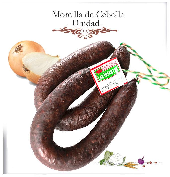 Morcilla de Cebolla Casera. Unidad