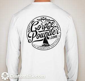 Hanes Cool Dri Long Sleeve Performance Shirt in White
