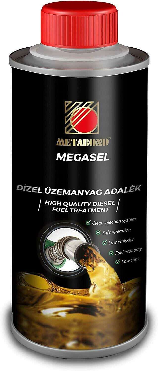METABOND MEGASEL PLUS 250 ml - Trattamento gasolio