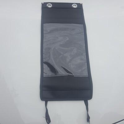 Tasca porta tariffario Taxi per sedile posteriore