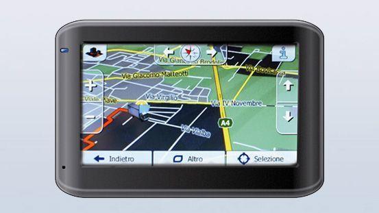 Navigatore GPS portatile