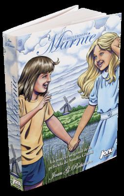 EL RECUERDO DE MARNIE (NOVELA) + PUNTO DE LIBRO (ENVIO LATINOAMÉRICA)
