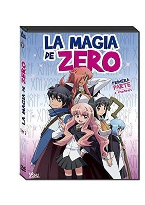 LA MAGIA DE ZERO DVD VOL.1