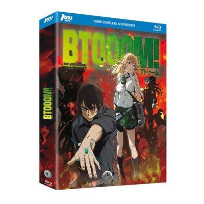 Btooom! (Blu-Ray)
