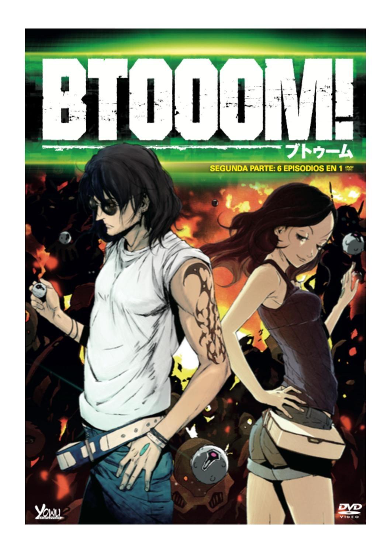 BTOOOM! DVD VOL.2