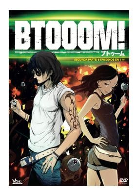 BTOOOM! DVD VOL.2