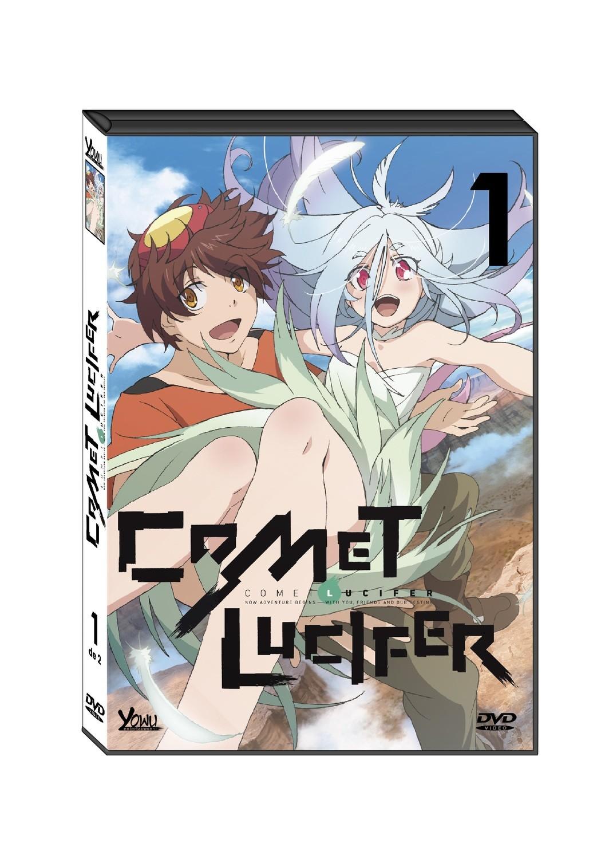 COMET LUCIFER DVD VOl.1 (OVS)
