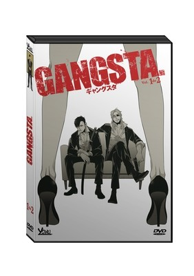 GANGSTA DVD VOL.1