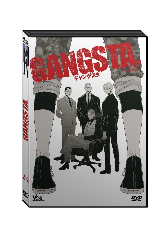 GANGSTA DVD VOL.2