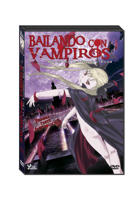 BAILANDO CON VAMPIROS DVD VOL.1