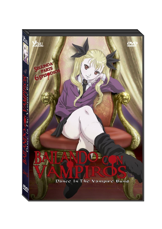 BAILANDO CON VAMPIROS DVD VOL.2