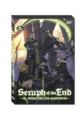 SERAPH OF THE END DVD VOL.2