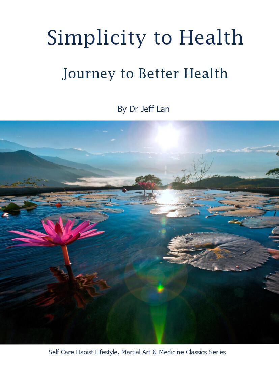 E-Book, Simplicity To Health