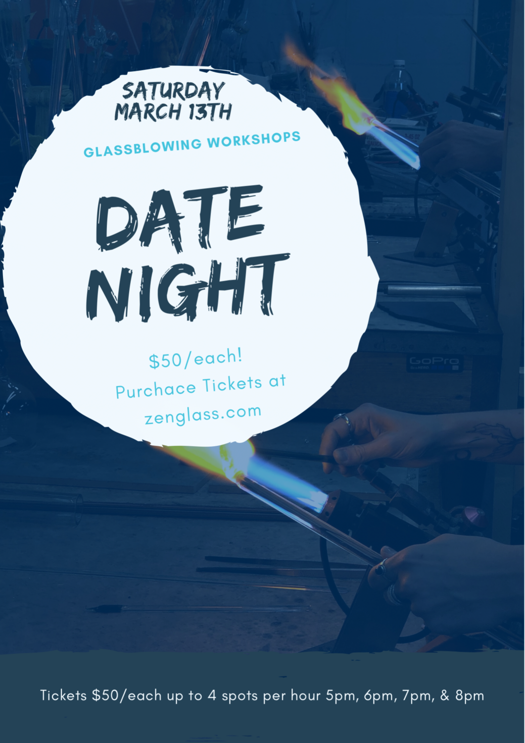 Date Night Saturday March 13th 6pm